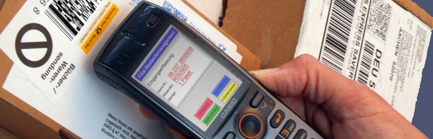 Mobile Datenerfassung biz.MDE